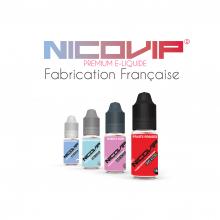 E-liquide NICOVIP - 10ml