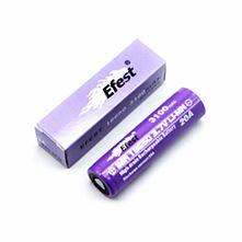 Efest IMR 18650 20A Violet 3100mAh 3.7V